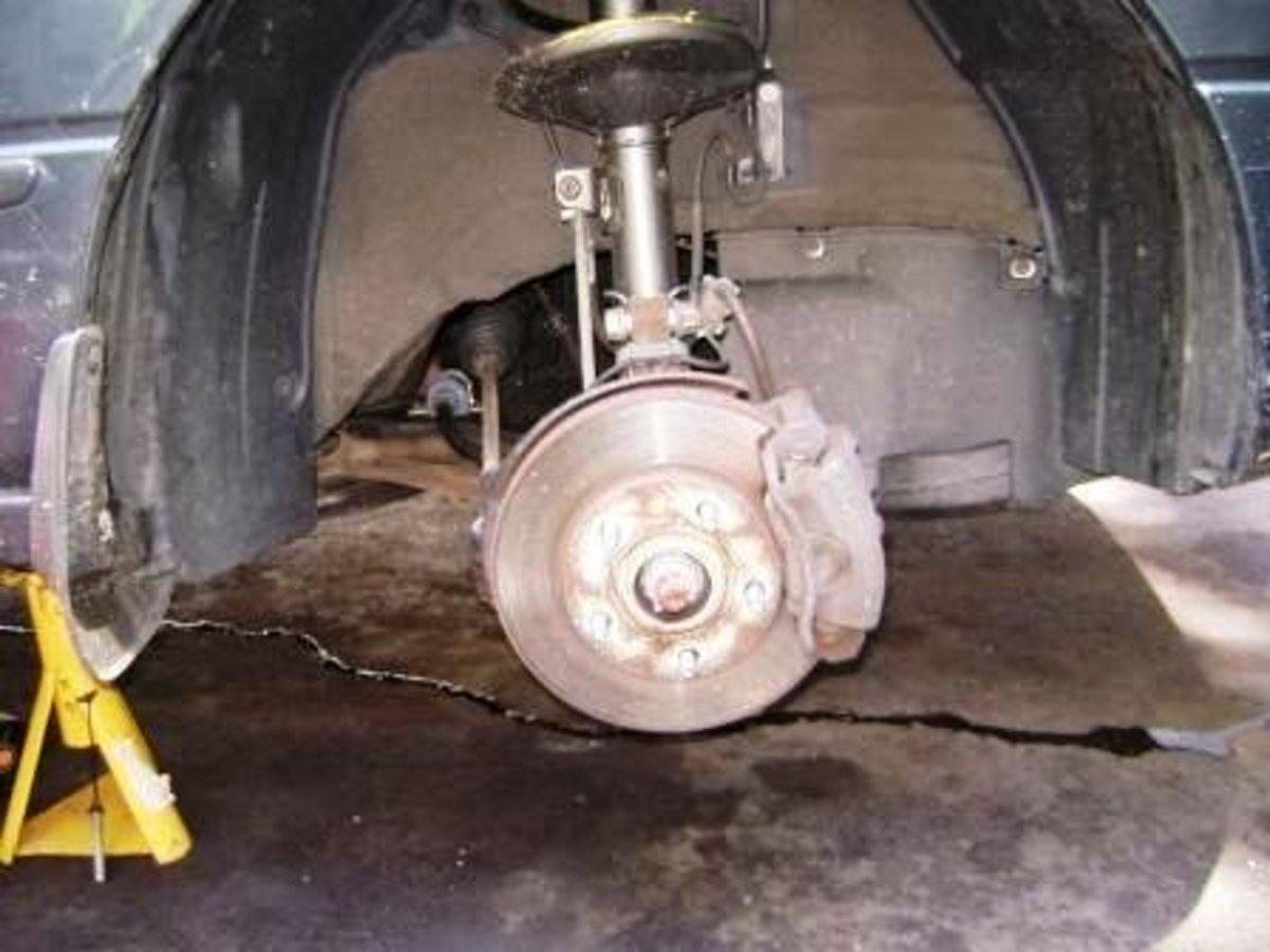 91–01 Toyota Camry Power Steering Fluid Change | AxleAddict