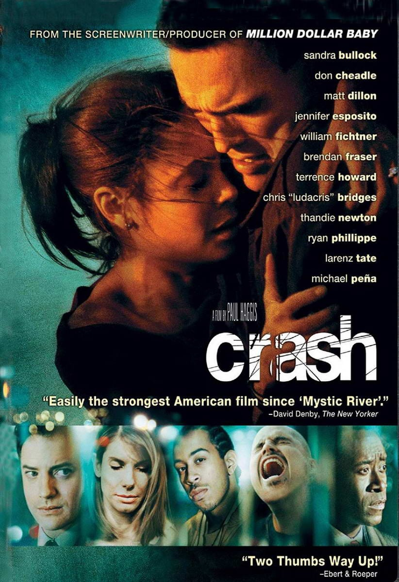 analysis of crash the movie Movie review: crash jason t rettinger ohio university abstract this paper will investigate and review the motion picture crash that i recently watched.