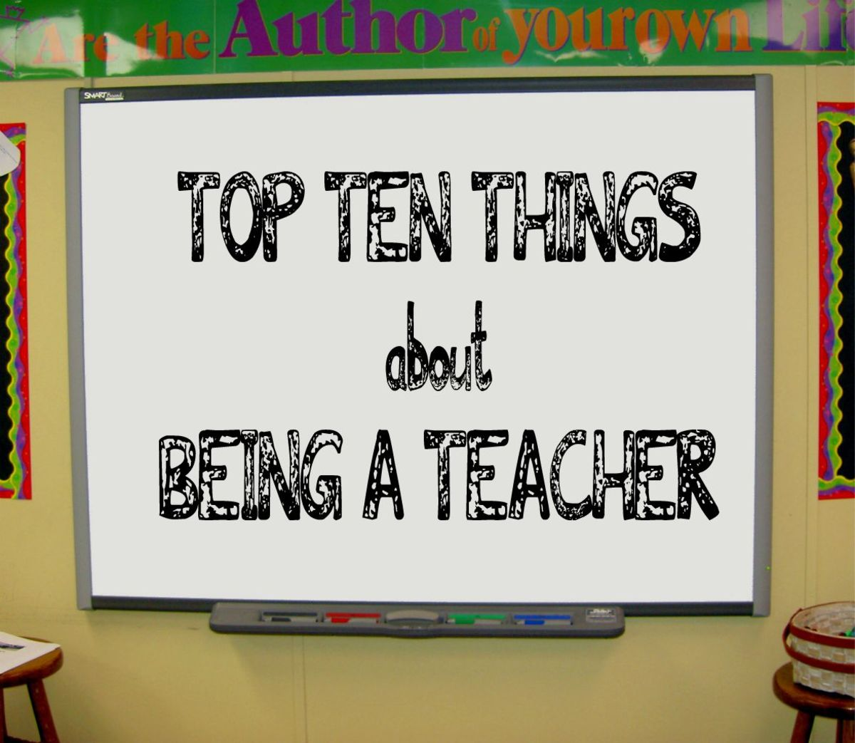 The Top Ten Best Things About Being a Teacher