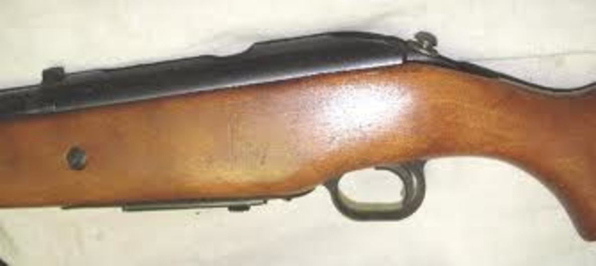The Western Field 12-Gauge Bolt Action Shotgun