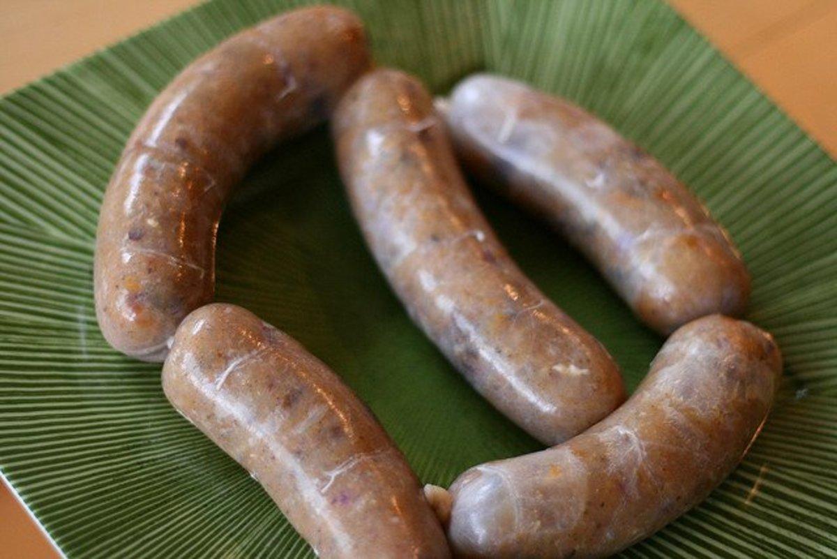 how to make homemade polish sausage