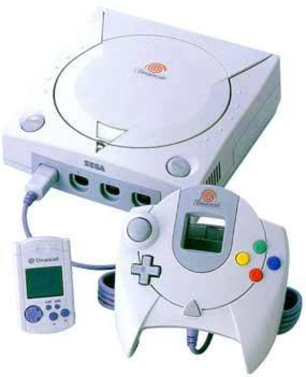 The Sega Dreamcast