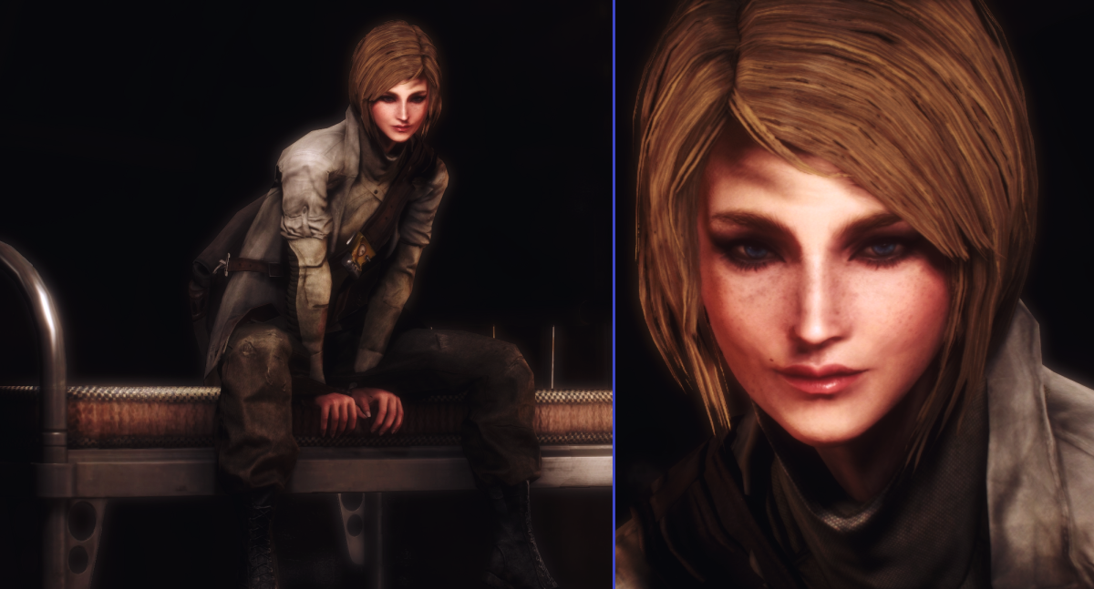 One of the cuter Curie mods out there.