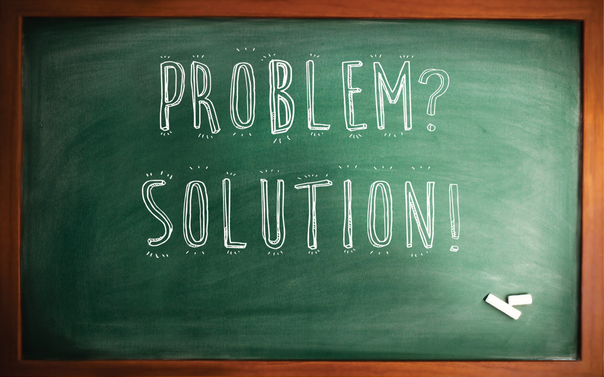 What to write on a problemsolution essay?
