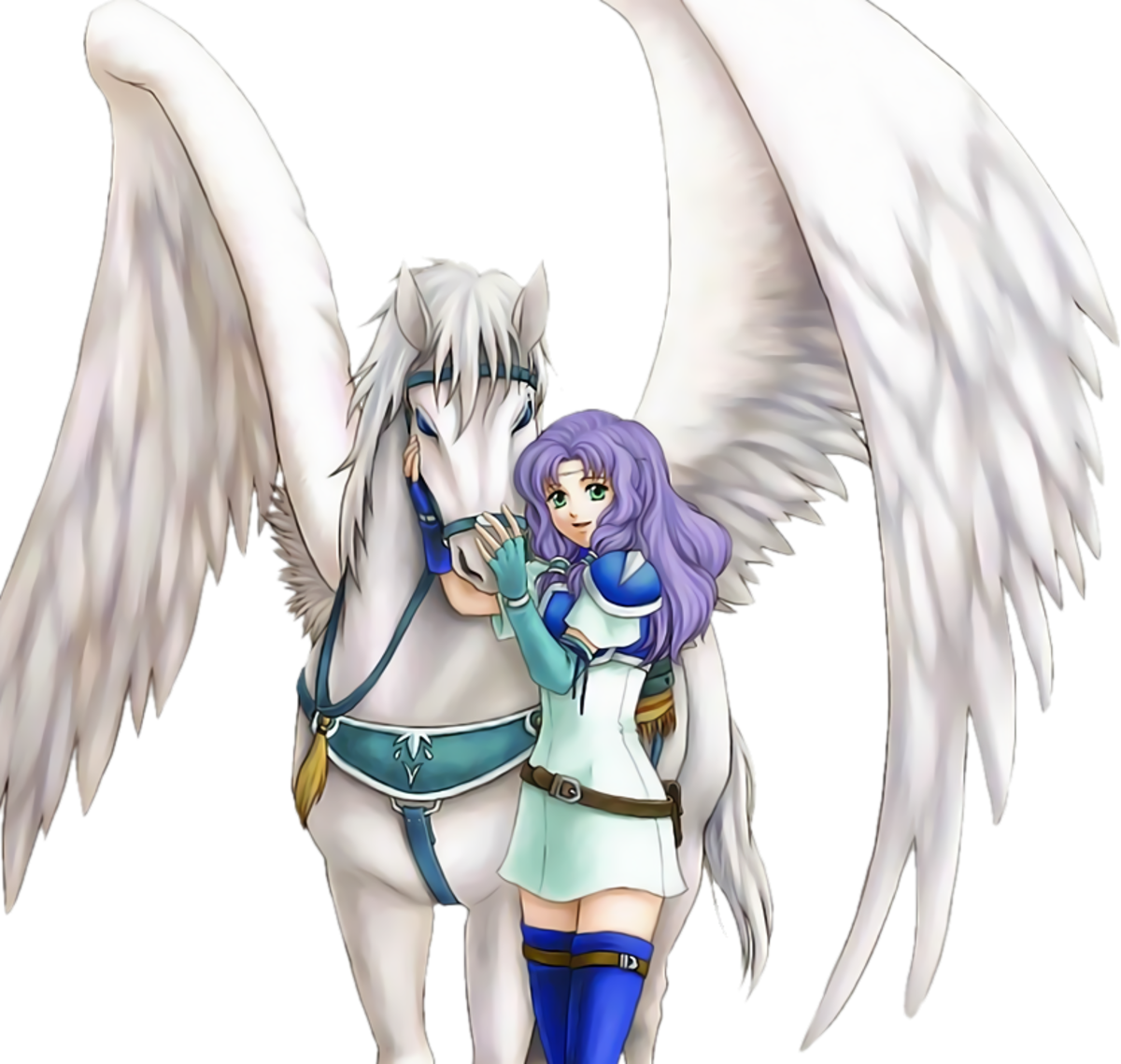 "Top 10 Pegasus Knights in ""Fire Emblem"""