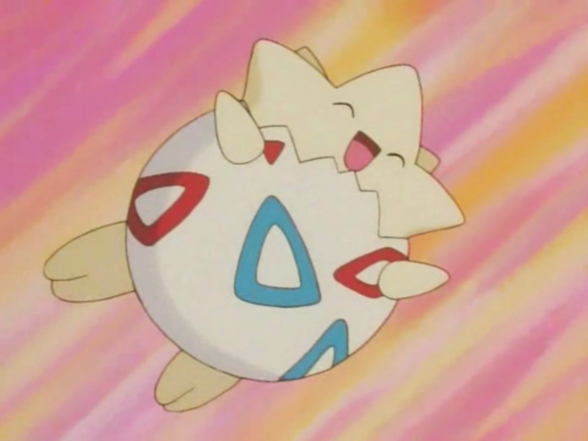 Togepi in the anime