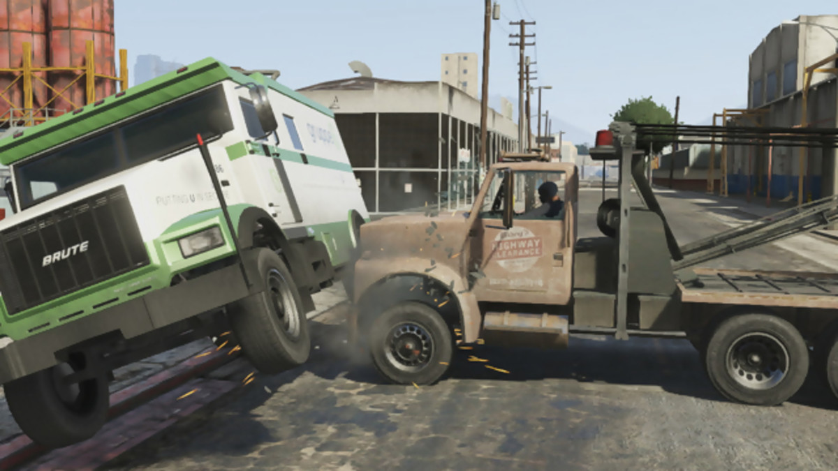 GTA V Online: Bounty Hunting and Armored Truck Heists Money Making Opportunities