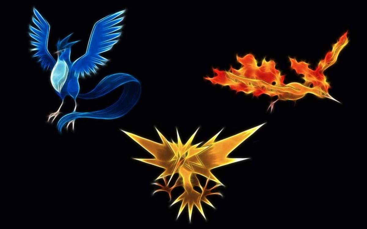 """How to Find and Catch All 3 Legendary Birds in """"Pokémon: Let's Go Pikachu!"""" and """"Pokémon: Let's Go Eevee!"""""""