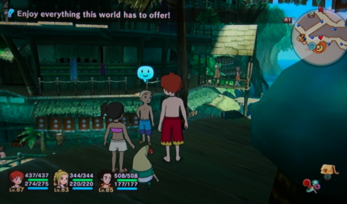 Ni no Kuni walkthrough: The Greatest Treasure