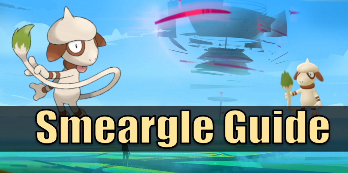 """Pokemon Go"" Smeargle Guide"