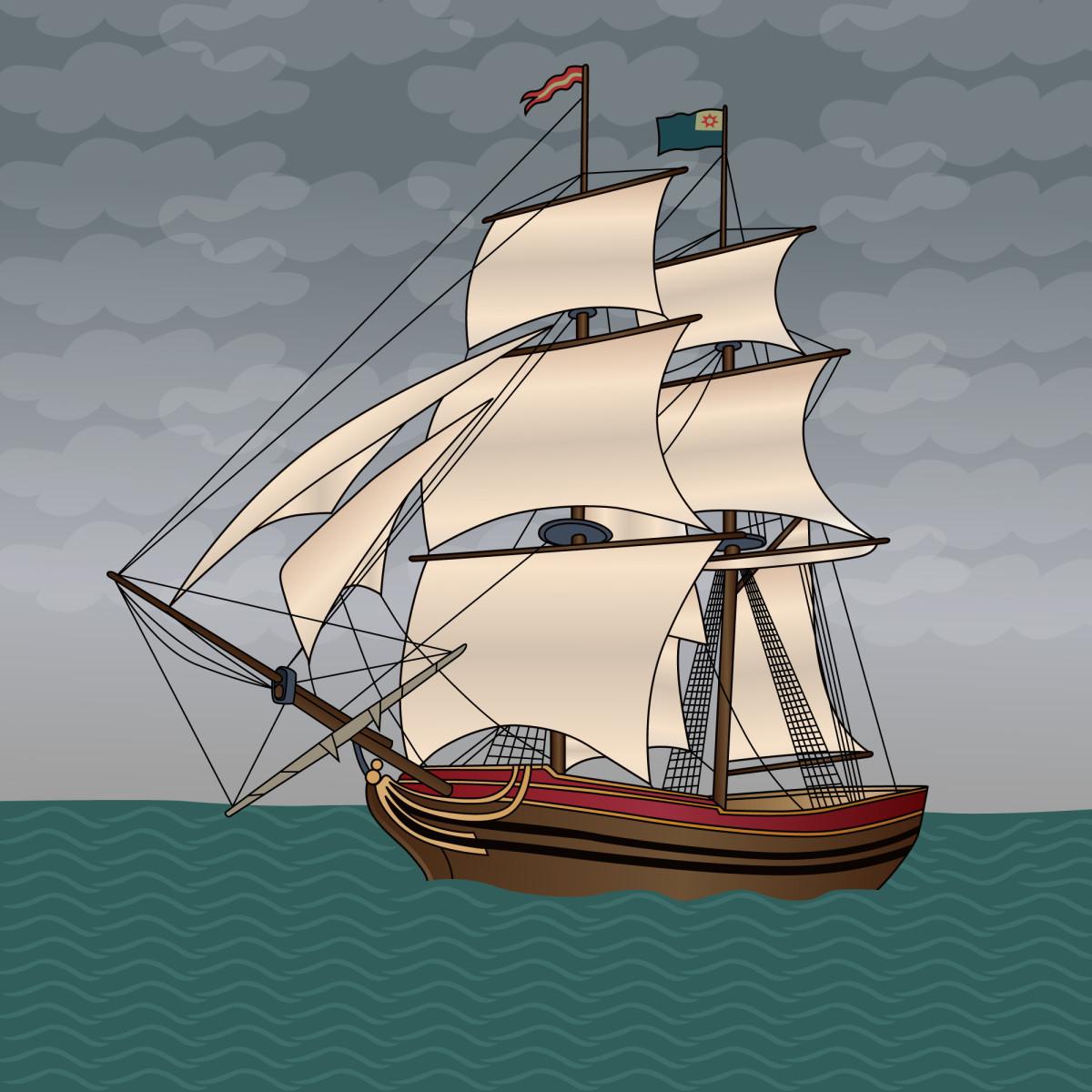 El Cazador—How a Shipwreck Changed America's Landscape