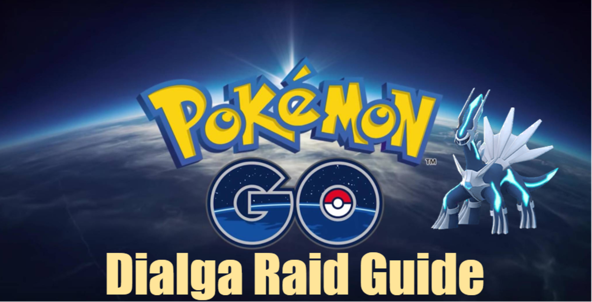 """Pokemon Go"" Dialga Raid Guide"