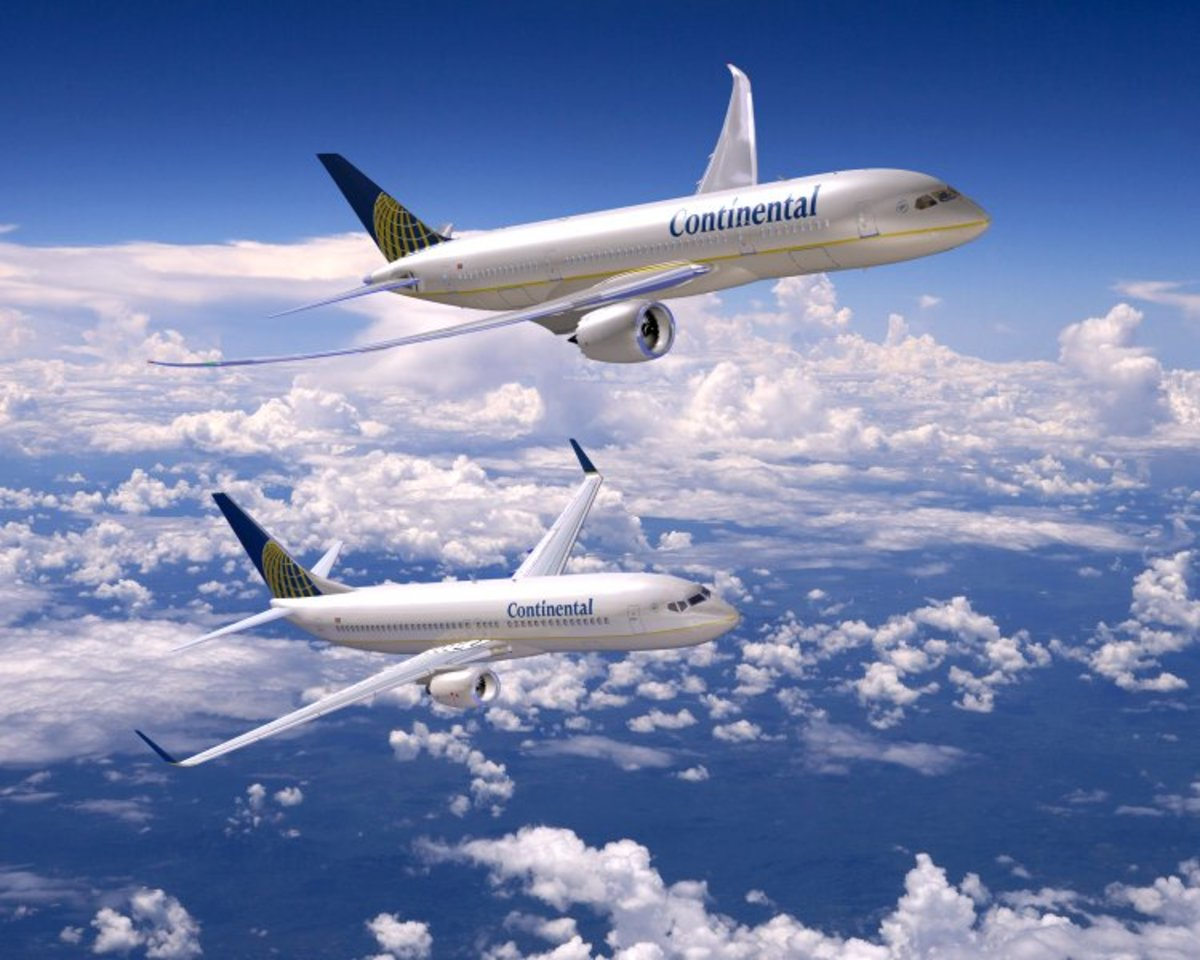 Continental Airlines: Business Turnaround Legend