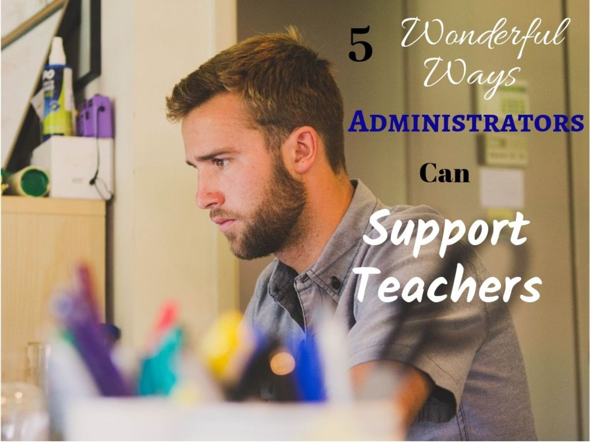 5 Ways Administrators Can Support Teachers at the Beginning of the School Year
