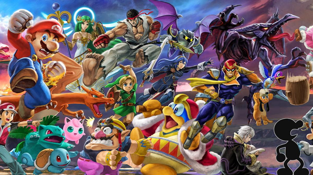 "Top 10 Best Moves in ""Super Smash Bros. Ultimate"""