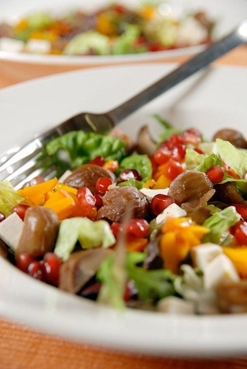 73 Salad Additions - 73 Things that Taste Great in Salads