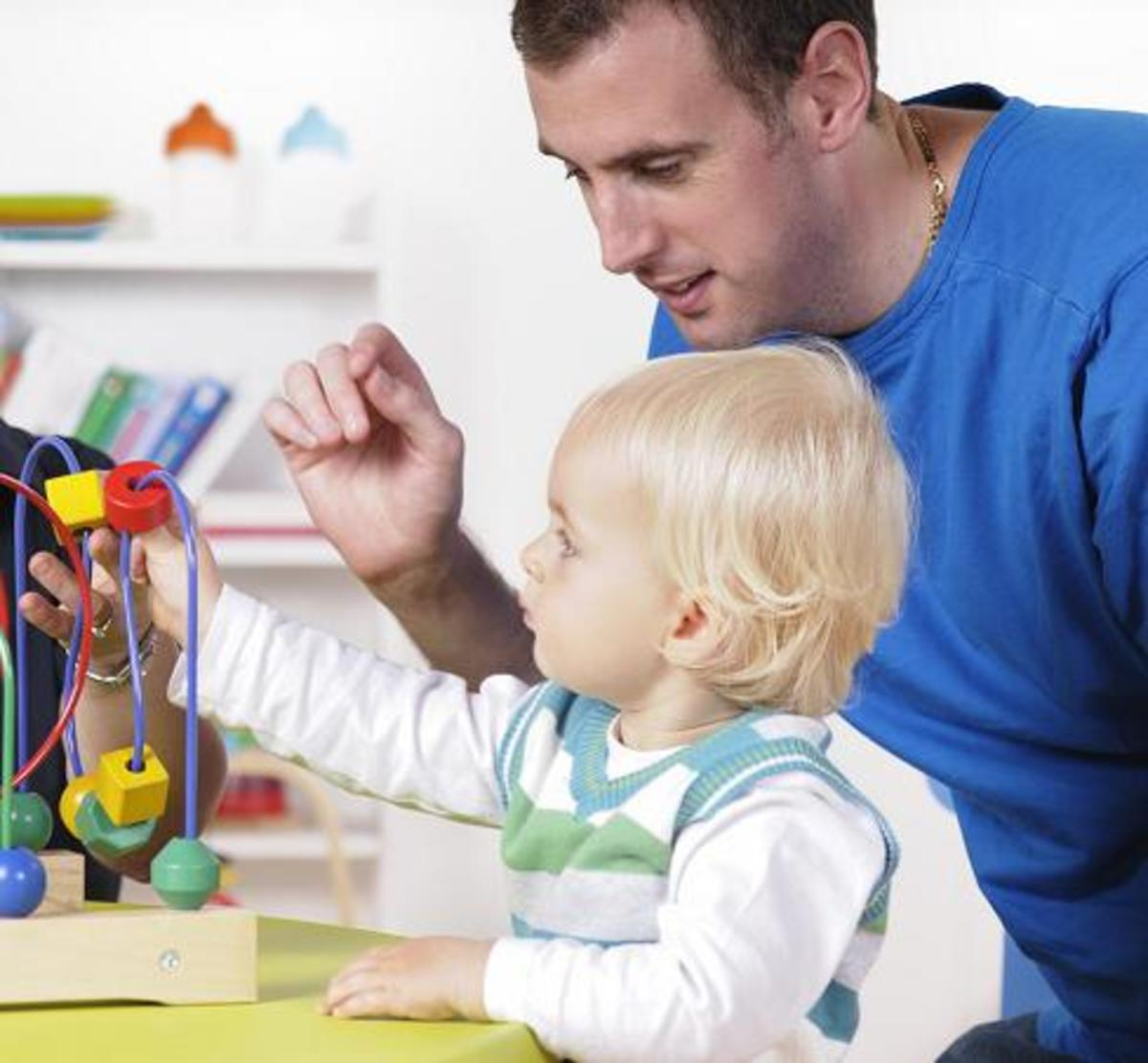 """""""...as a parent it is your responsibility to entertain your child."""""""