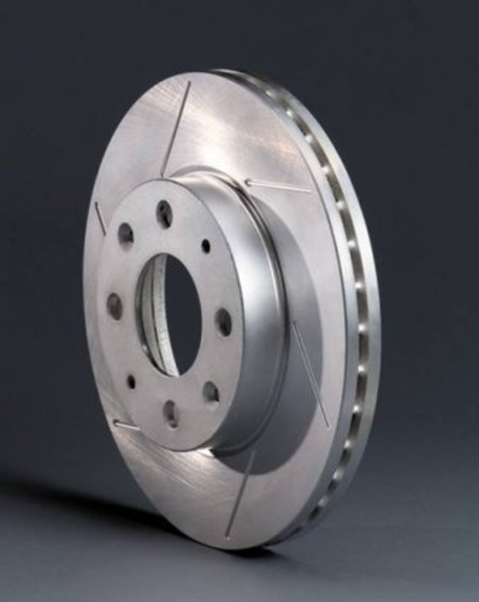 When you have warped rotors, they loose their sleek, smooth and even surface for braking and your car begins to shake.