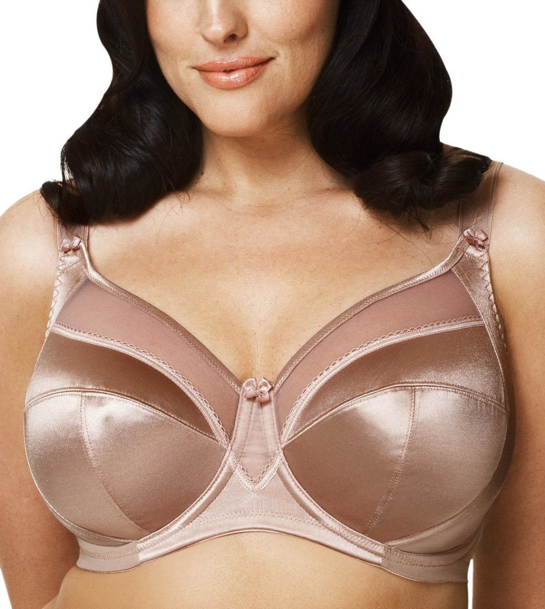 Best Bras for Large Breasts: Goddess Keira Banded Underwire Bra, #6090