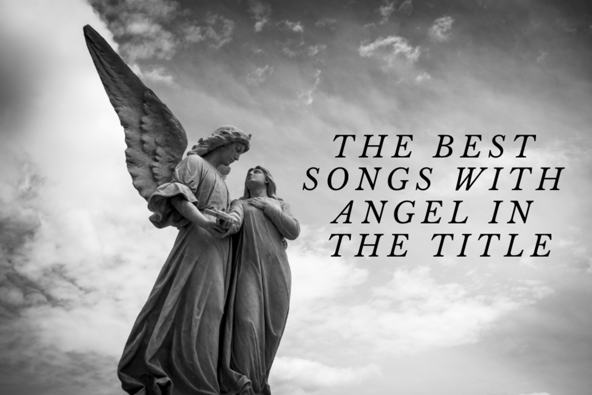 Top 50 Pop and Rock Songs About Angels (or With Angel in the