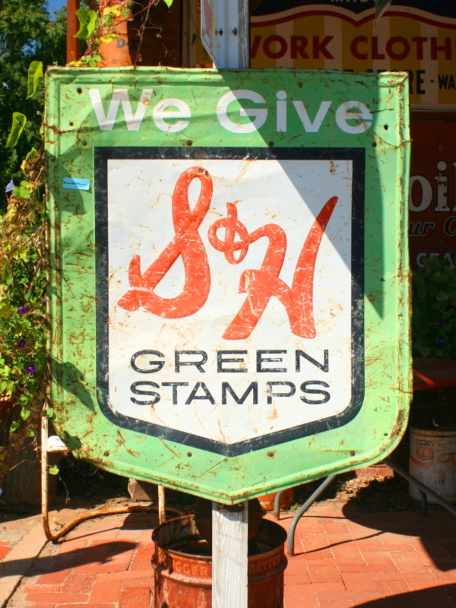 The S&H Green Stamps Family - Growing Up as a Company Child