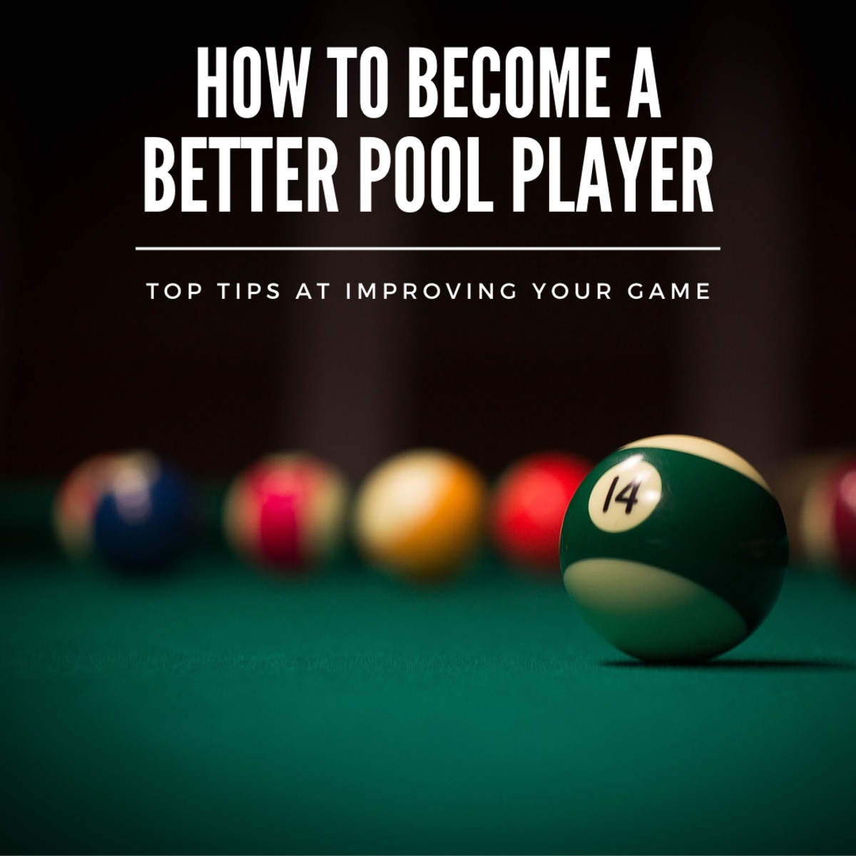 Learn how to get better at English 8 Ball (with the 'old' rules) with these helpful tips and tricks.