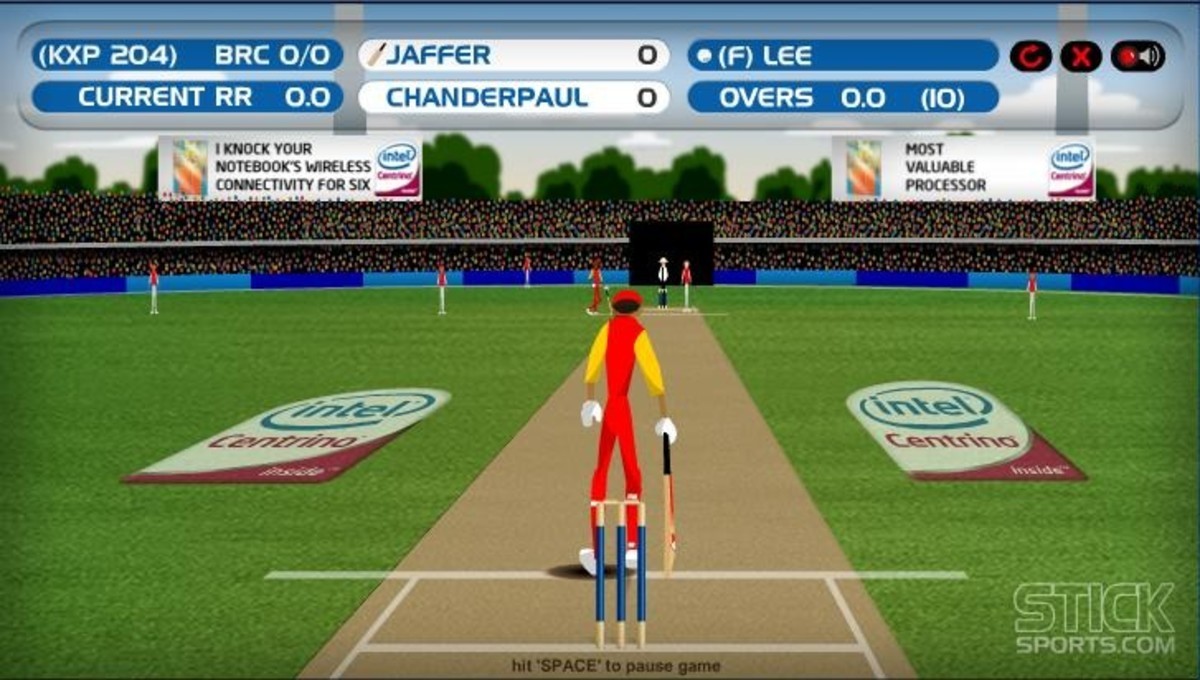 Play Stick Cricket Online: Tips, Hints, Cheats, Passwords, iPhone