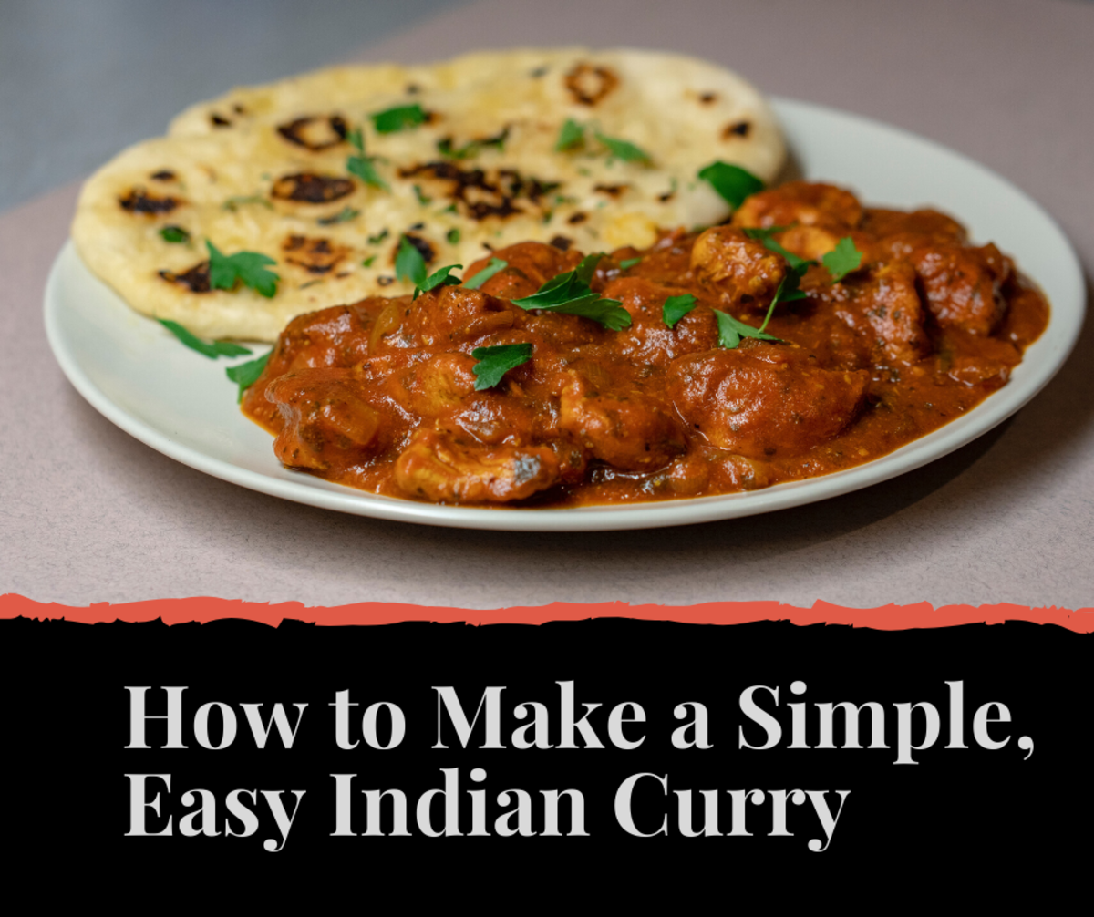 How to Make a Simple, Easy Indian Curry
