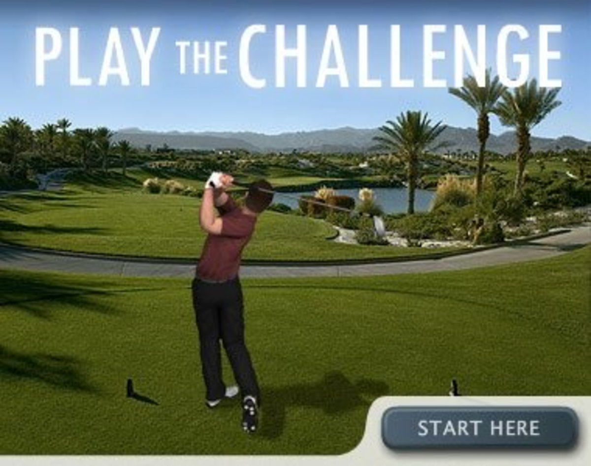 """World Golf Tour"" screenshot"