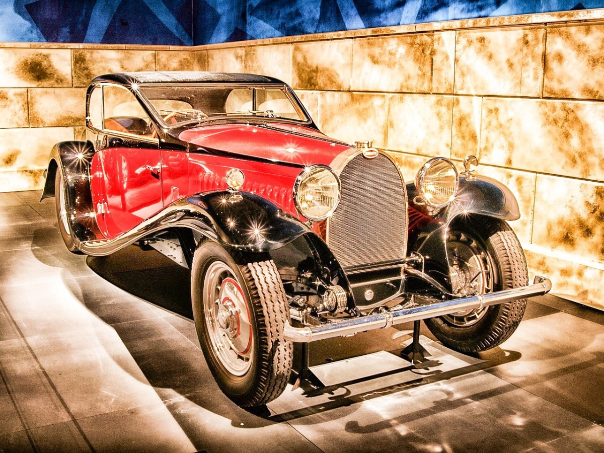 A 1932 Bugatti is beautiful, but most car buyers need to buy a less expensive vehicle.