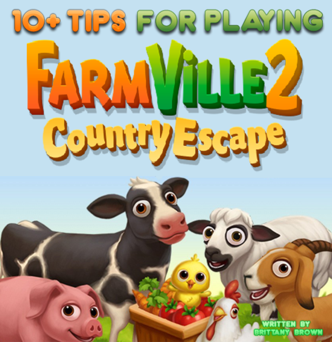 10+ tips, cheats, tricks and hints for playing Farmville 2: Country Escape!