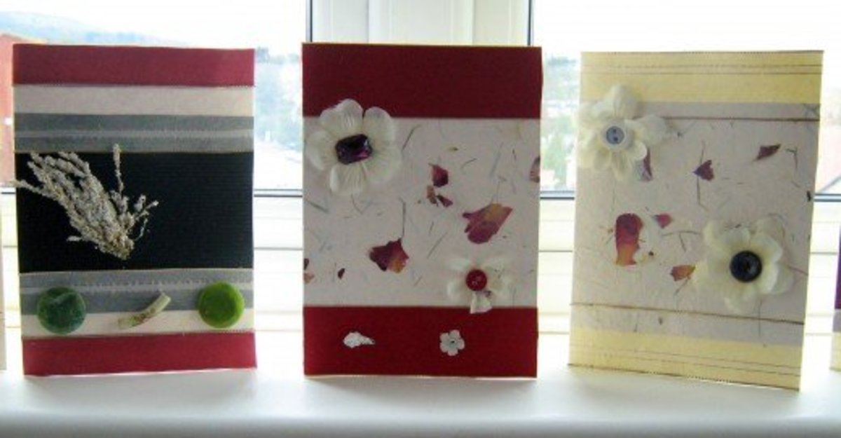 Learn how to make greeting cards at home that you can make money from