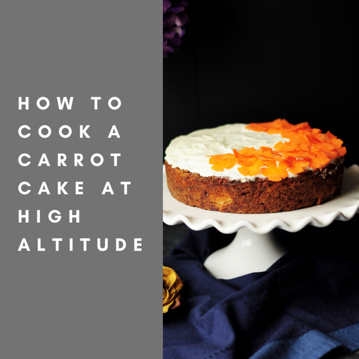 Thought you couldn't cook at high altitude? Think again! Here's an easy way to do it.