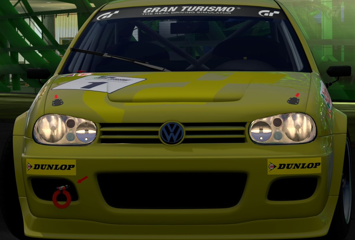 Cars that can be Race Modified in Gran Turismo 5 GT5 with