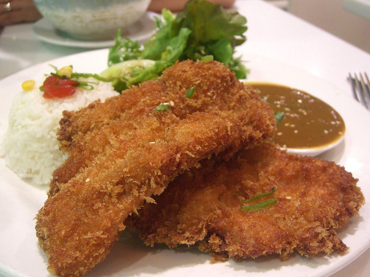 Make the Perfect Chicken Katsu Curry
