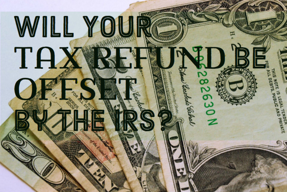 Call the IRS directly to find out whether your federal tax refund will be taken as a result of debt or owed child support.
