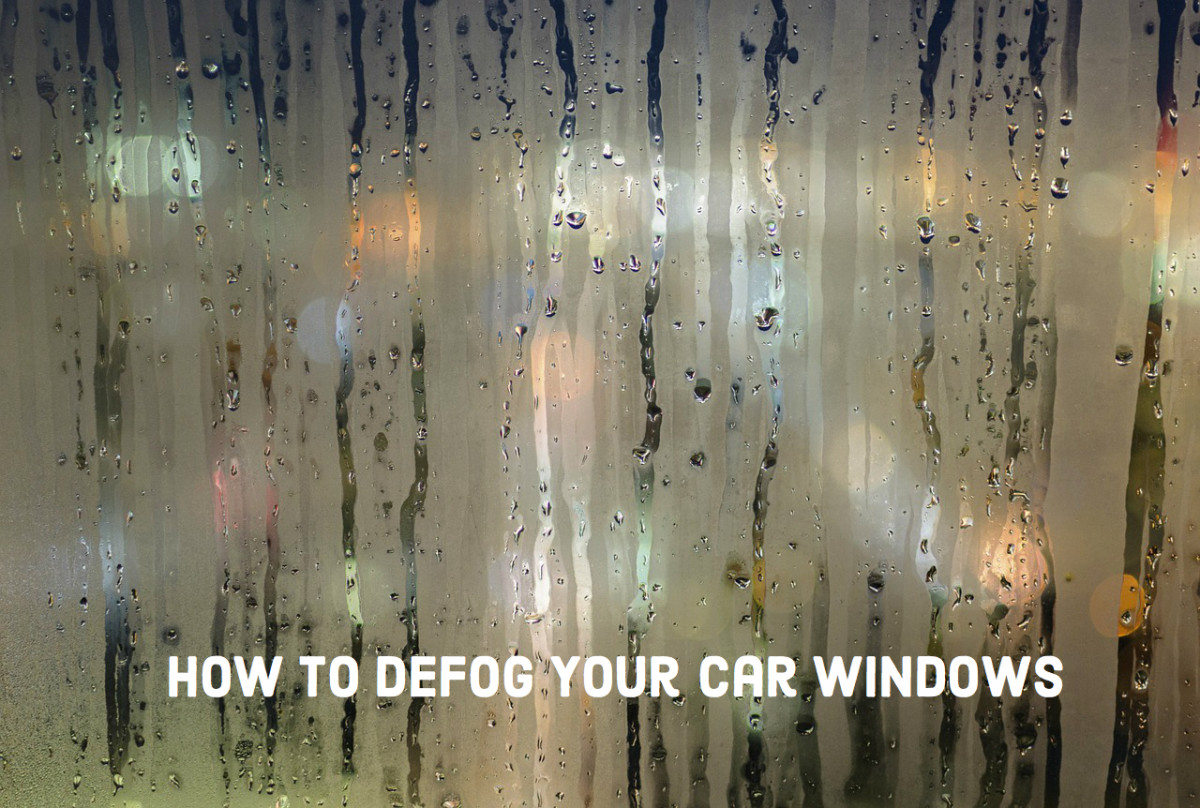 How to Defog Car Windows Fast