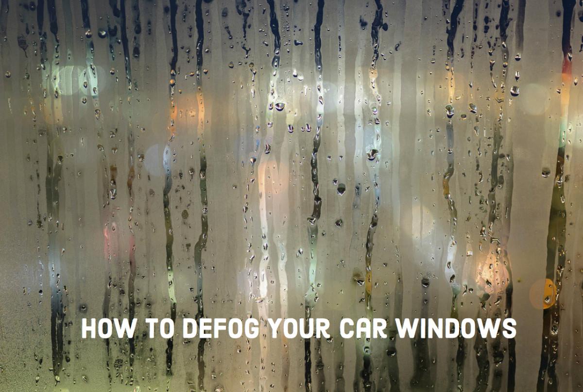 How to Defog Car Windows Fast