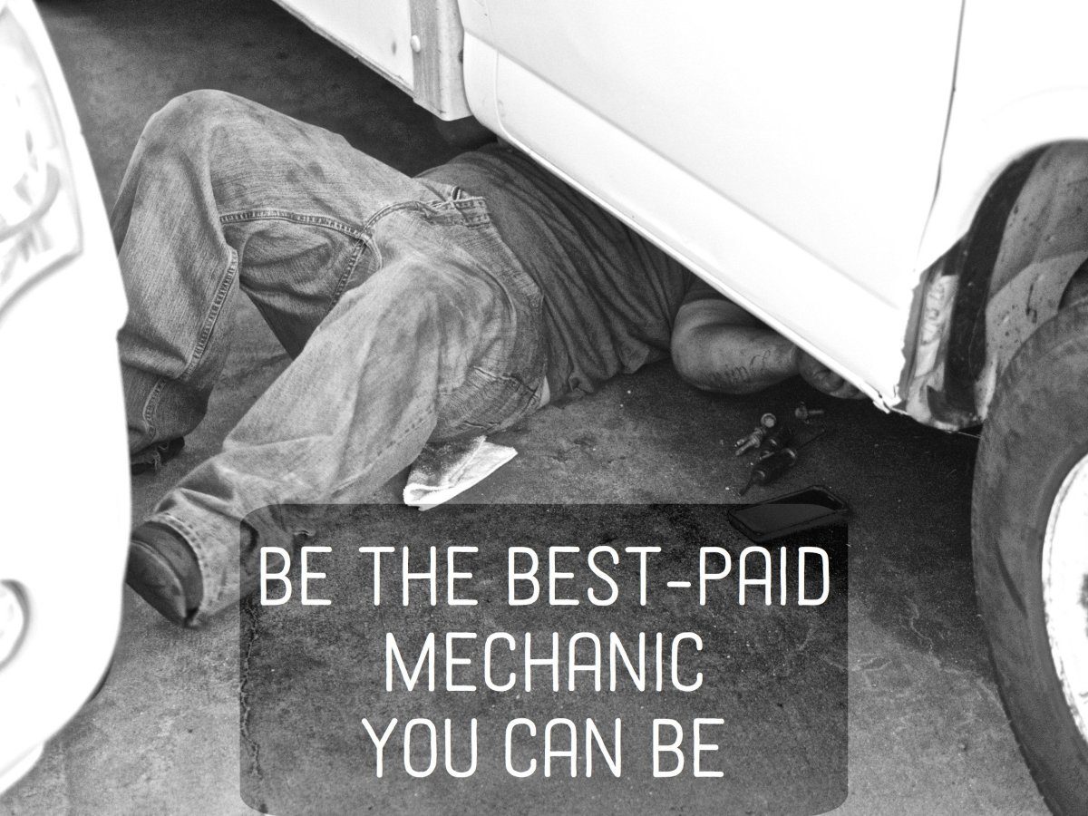 Cool How To Earn The Highest Salary As An Automotive Technician Axleaddict Wiring Database Gramgelartorg