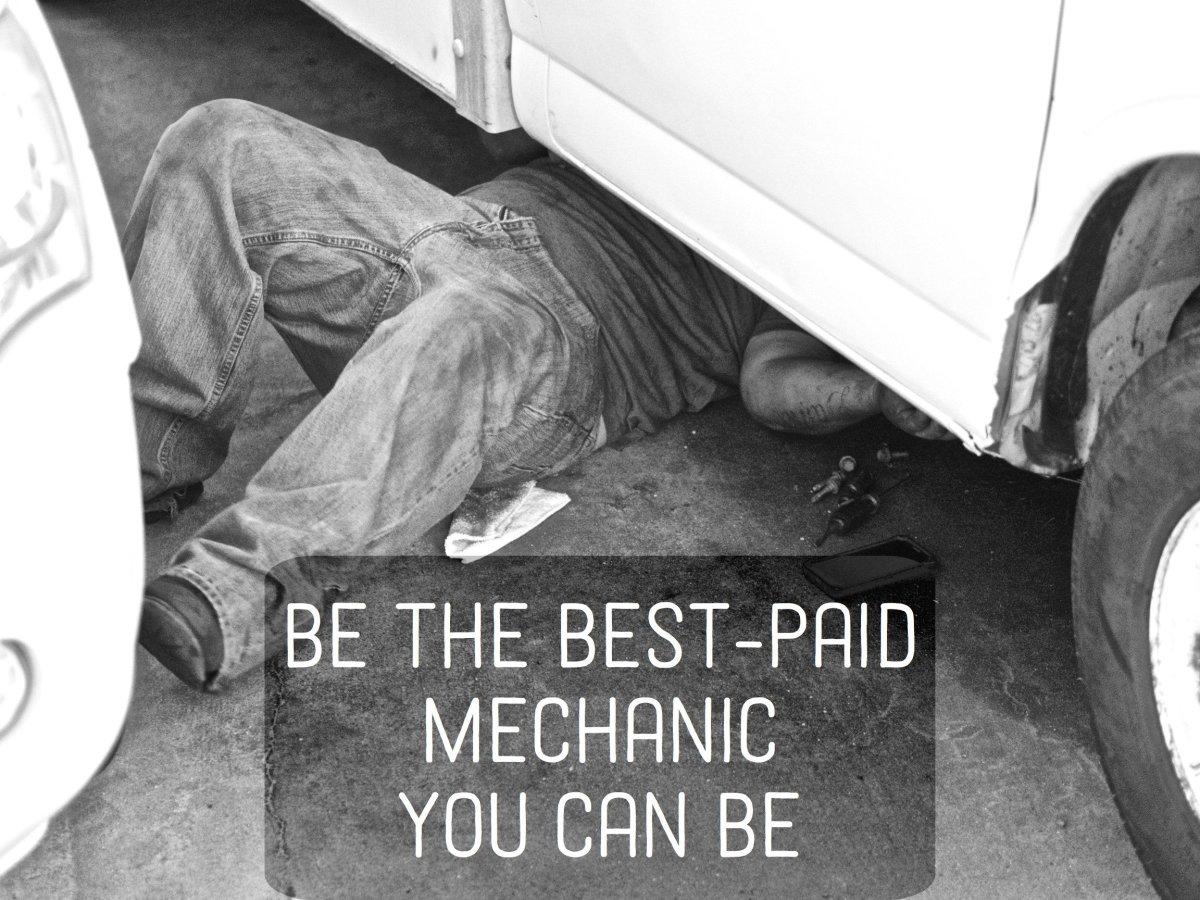 How to Earn the Highest Salary as an Automotive Technician