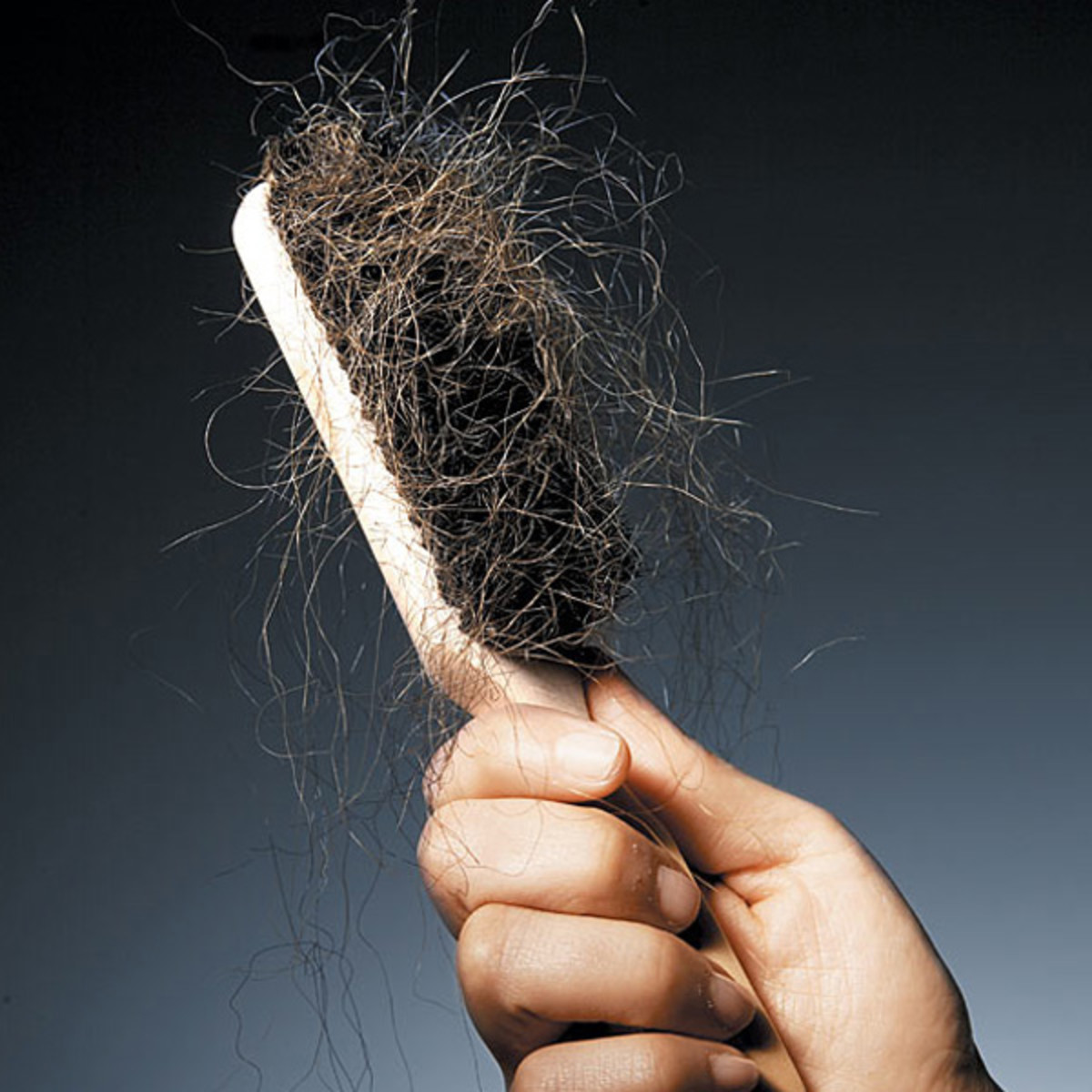 Everytime I Comb My Hair Falls Out