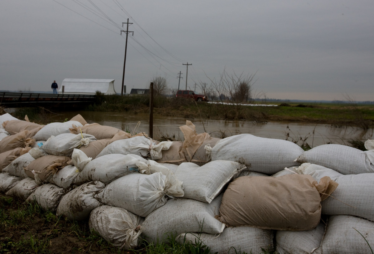 Sandbags: Where To Get Them & Ways To Make Your Own