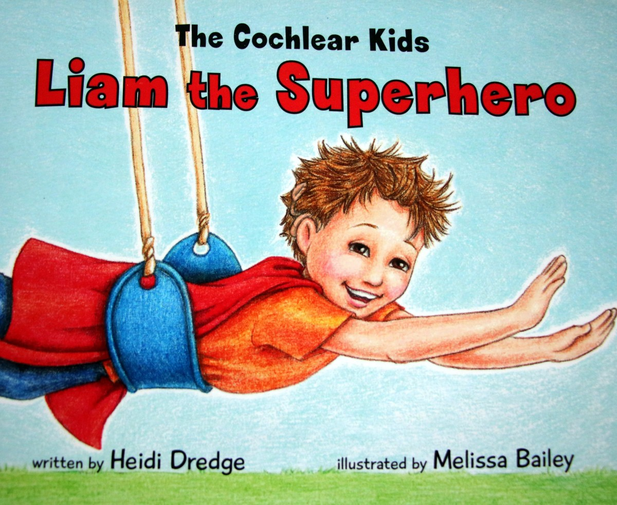 Liam the Superhero is an excellent informational book for elementary school aged children.