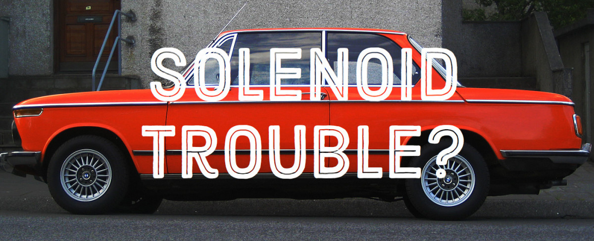 Troubleshooting Solenoid And Electrical Car Problems