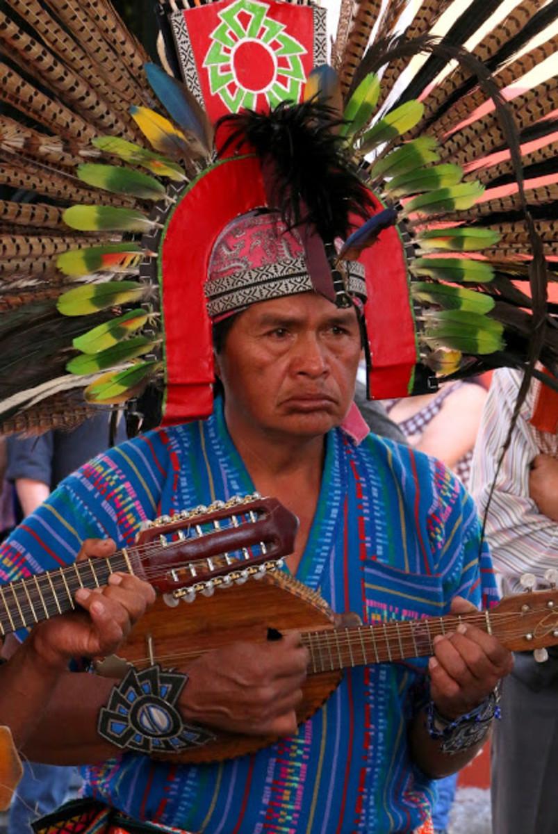 Ancient Aztec Festivals, Celebrations and Holidays