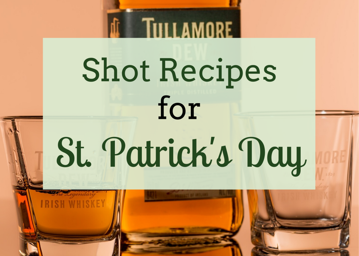 Check out these 7 recipes for Irish shots to serve on St. Patrick's Day.