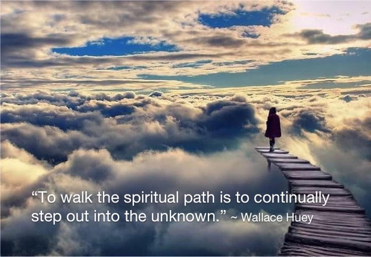 Elizabeth Gilbert's Spiritual Journey,