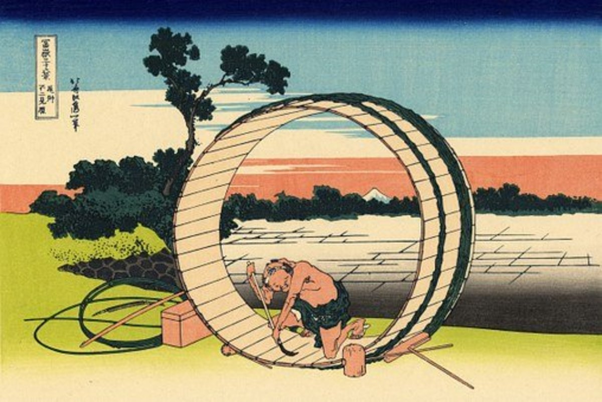 Scraping the Barrel