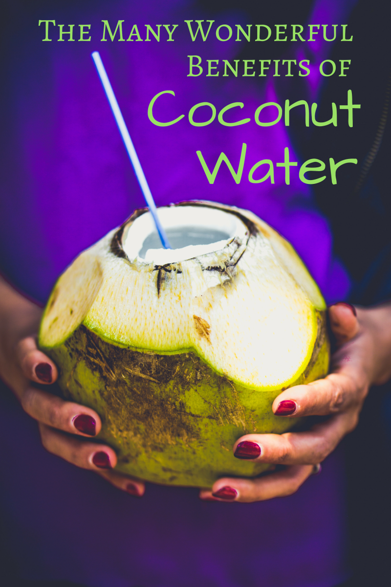 Coconut water is not just very refreshing, it also has a host of health benefits, from helping relieve headaches to helping reduce coughing.