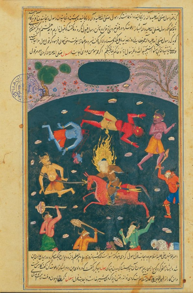 Are the Jinn Real? How I Was Attacked by the Jinn.